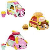 """Набор машинок Moose """"Cutie Cars"""" с фигурками Shopkins, Вкусный перекус"""