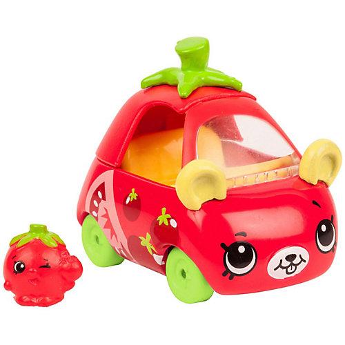 "Набор машинок Moose ""Cutie Cars"" с фигурками Shopkins, Автоиталия от Moose"