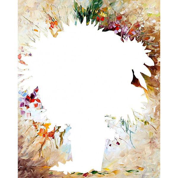 """Алмазная картина-раскраска Color KIT """"Солнечный букет"""", 40х50 см"""