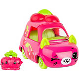 "Машинка Moose ""Cutie Car"" Черри Райд с фигуркой Shopkins, 3 сезон"