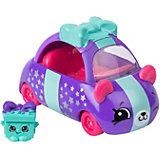 """Машинка Moose """"Cutie Car"""" Подарок с фигуркой Shopkins, 3 сезон"""