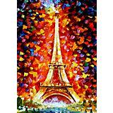 "Алмазная мозаика Color KIT ""Эйфелева башня"", 40х50 см"