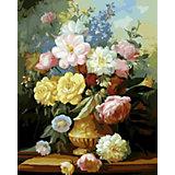 """Картина по номерам Color KIT """"Летний букет"""", 40х50 см"""