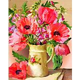 "Картина по номерам на дереве Color KIT ""Садовый натюрморт"", 40х50 см"