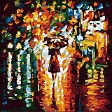 """Алмазная мозаика Color KIT """"В дождь"""", 40х50 см"""