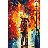 "Алмазная мозаика Color KIT ""Осенний поцелуй"", 40х50 см"