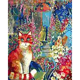 "Картина по номерам Color KIT ""Кот"", 40х50 см"