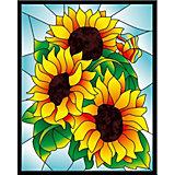 """Картина-витраж Color KIT """"Букет подсолнухов"""", 43х53 см"""