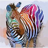 """Картина по номерам Color KIT """"Радужное настроение"""", 40х40 см"""
