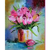 "Алмазная картина-раскраска Color KIT ""Дыхание весны"", 40х50 см"