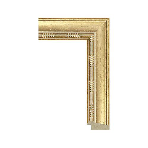 Багетная рама Color KIT золотая, 40х40 см от Color KIT