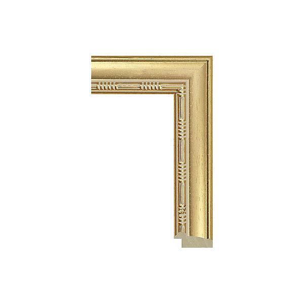 Багетная рама Color KIT золотая, 40х40 см