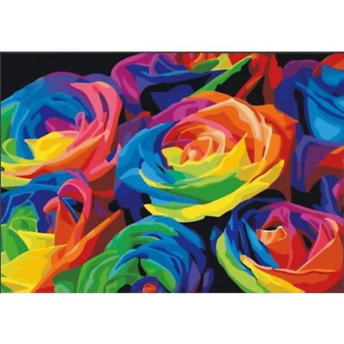 """Алмазная мозаика Color KIT """"Розы"""", 40х50 см от Color KIT"""