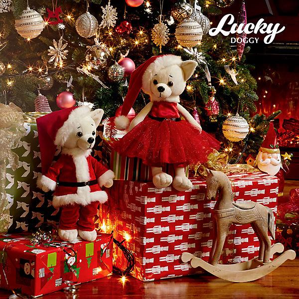 "Мягкая игрушка Orange ""Lucky Oscar: Санта"""