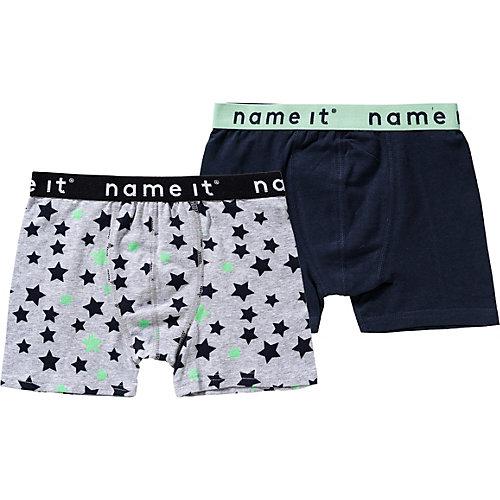 name it Boxershorts NKMBOXER , Doppelpack Gr. 146/152 Jungen Kinder | 05713753908077