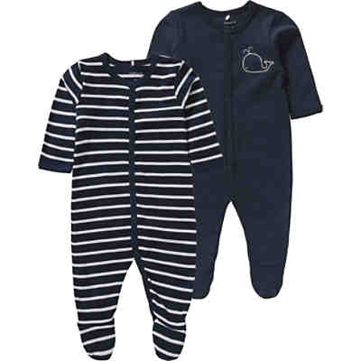 da7a52af3f Baby Schlafanzug NBMNIGHTSUIT Doppelpack für Jungen ...