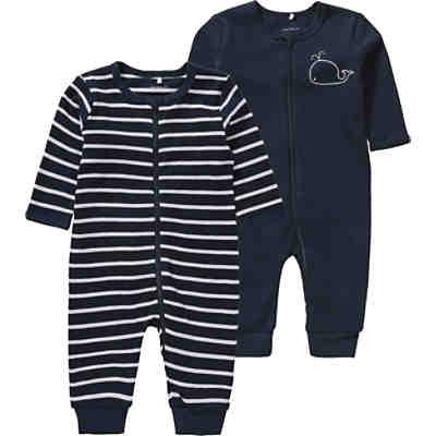 61d8f92c4c3fc9 Baby Schlafanzug NBMNIGHTSUIT Doppelpack für Jungen ...