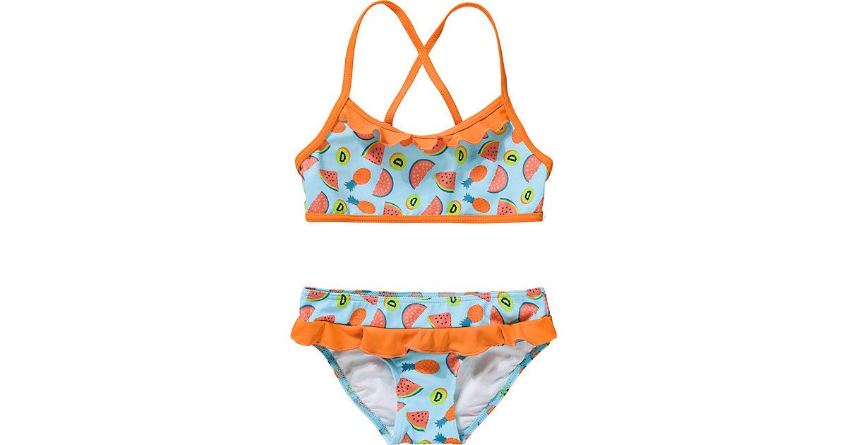 Kinder Bikini türkis Gr. 92 Mädchen Kleinkinder