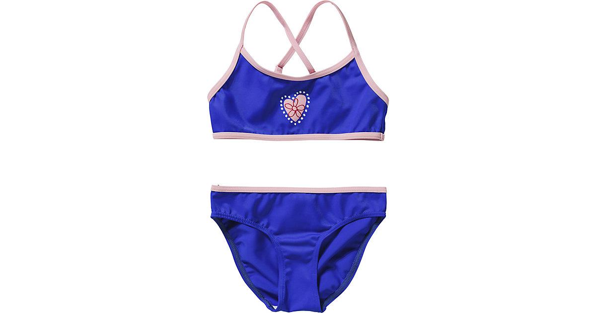 Kinder Bikini blau Gr. 92 Mädchen Kleinkinder