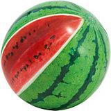 Надувной мяч Intex Арбуз, 107 см
