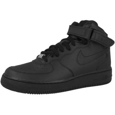 Sneakers Low Air Force 1 Mid (GS) für Mädchen, Nike Sportswear
