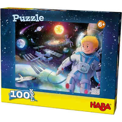 Puzzle 100 Teile XXL - Weltall