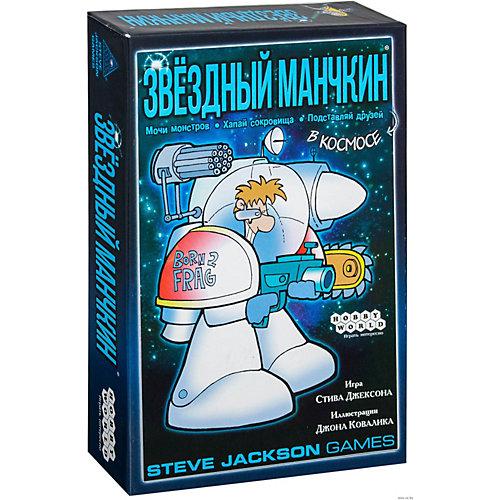 Настольная игра Hobby World Манчкин Звёздный, 2-е русское издание от Hobby World
