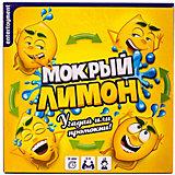 """Настольная игра Entertoyment """"Мокрый лимон!"""""""