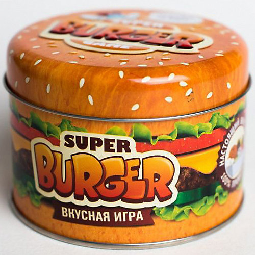 "Настольная игра WellDone ""SuperBurger"" от WellDone"