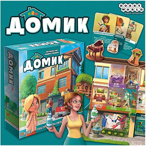 Настольная игра Hobby World Домик от Hobby World