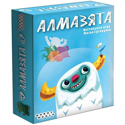 Настольная игра Hobby World Алмазята от Hobby World
