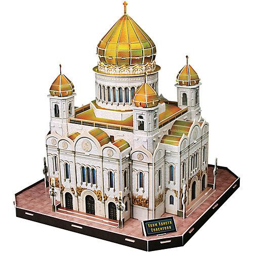 "3D пазл Rezark ""Храм Христа Спасителя"", 127 элементов от Rezark"