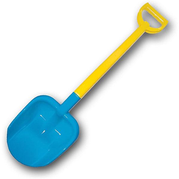 Лопата двухцветная Zebratoys, 66 см, синяя