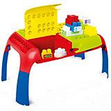 Игровой набор Zebratoys Столик с конструктором