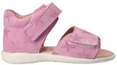 Baby Sandalen für Mädchen, Weite S für schmale Füße