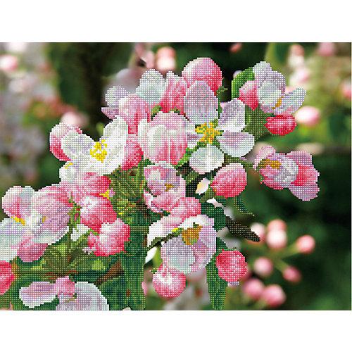 "Алмазная мозаика Фрея ""Цветущая вишня"", 52х39,5 см от Фрея"