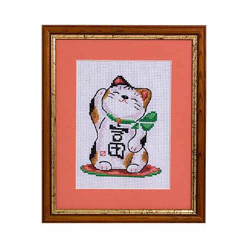 """Набор для вышивания Panna """"Счётный крест"""" Богатство в доме, 12х14 см от Panna"""