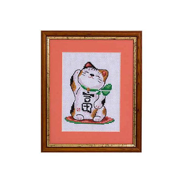 """Набор для вышивания Panna """"Счётный крест"""" Богатство в доме, 12х14 см"""