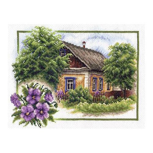 """Набор для вышивания Panna """"Счётный крест"""" Лето в деревне, 26х20 см от Panna"""