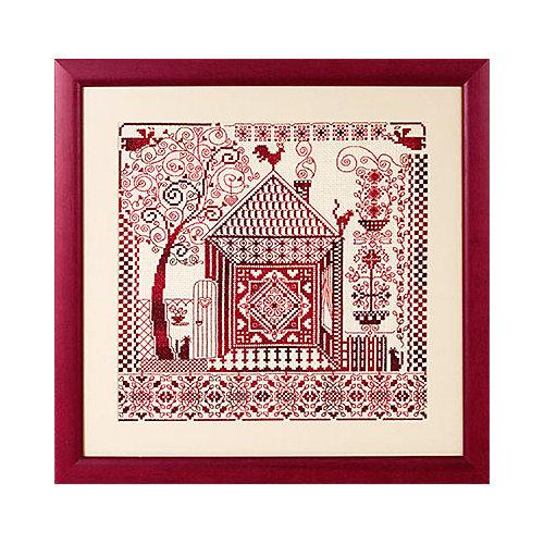 """Набор для вышивания Panna """"Счётный крест"""" Оберег домашнего очага, 30х30 см от Panna"""