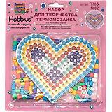 """Термомозаика Hobbius № 2 """"Сердце"""", 240 бусин"""