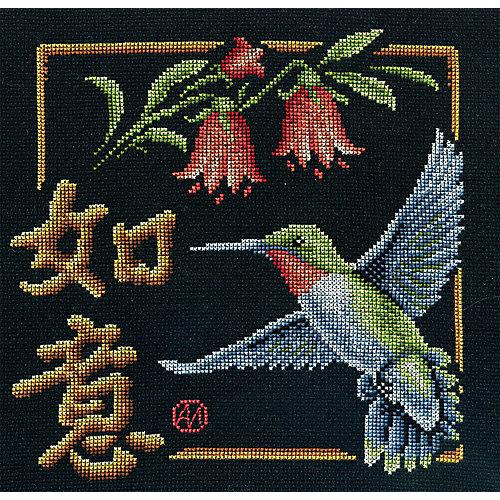 """Набор для вышивания Panna """"Счётный крест"""" Исполнение желаний, 24х25 см от Panna"""