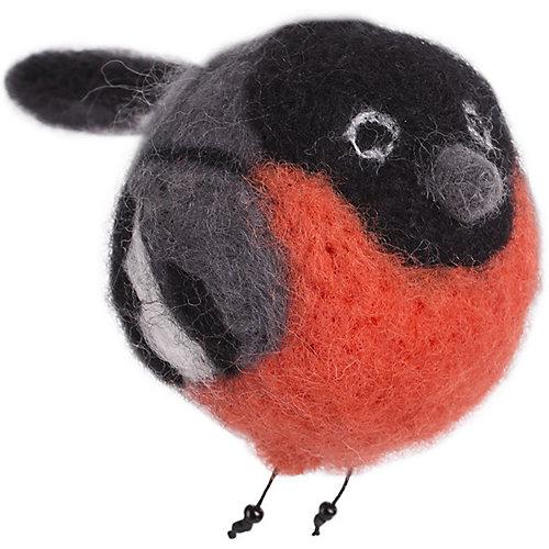 """Набор для валяния Woolla """"Игрушки"""" Снегирь Снежик от Woolla"""