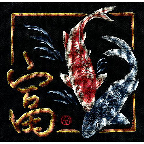 """Набор для вышивания Panna """"Счётный крест"""" Богатство, 24х25,5 см от Panna"""