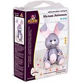 """Набор для шитья игрушек Miadolla """"Малыши"""" Малыш зайчонок"""