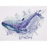 """Набор для вышивания Panna """"Бэкстич"""" Созвездие кита, 31х23 см"""