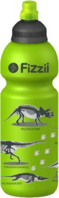 Fizzii Trinkflasche Fizzii grün 600 ml