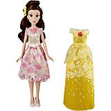 """Кукла Disney Princess """"С двумя нарядами"""" Белль, 29 см"""