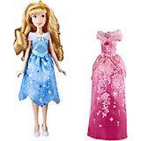 """Кукла Disney Princess """"С двумя нарядами"""" Аврора, 29 см"""