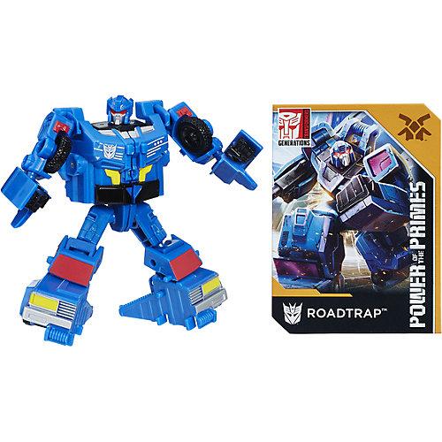 """Трансформеры Transformers """"Дженерейшнз"""" Сила праймов лэджендс: Роадтрэп, 9,5 см от Hasbro"""